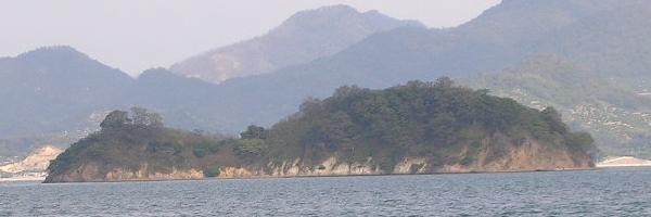 Hyoutanzima ひょうたん島より赤穂市坂越の生島の方がひょっこりひょうたん島のモデルっぽい件
